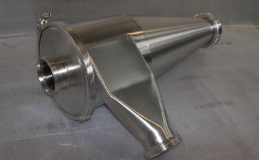 Réservoirs en acier inox